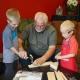 Grandpa Manger Build